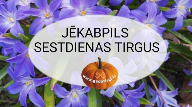 Jēkabpils Sestdienas tirgus