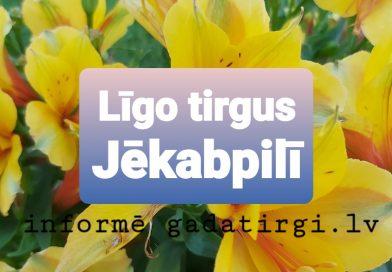 Jēkabpils Līgo Tirgus