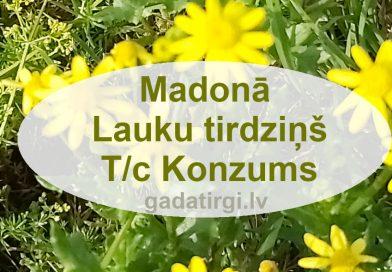 Tirdziņš T/c Konzums